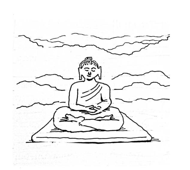 Buddha solitary