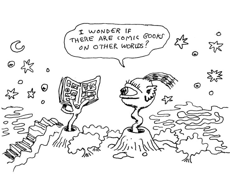 other world comics