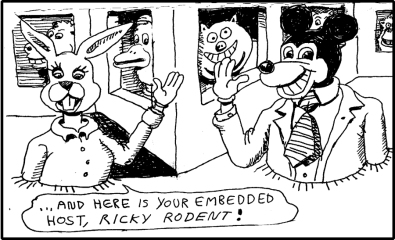 Ricky Rodent