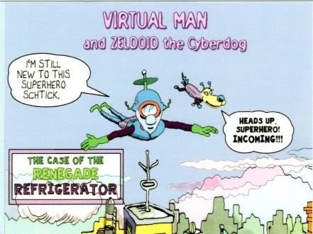 VM postcard - front