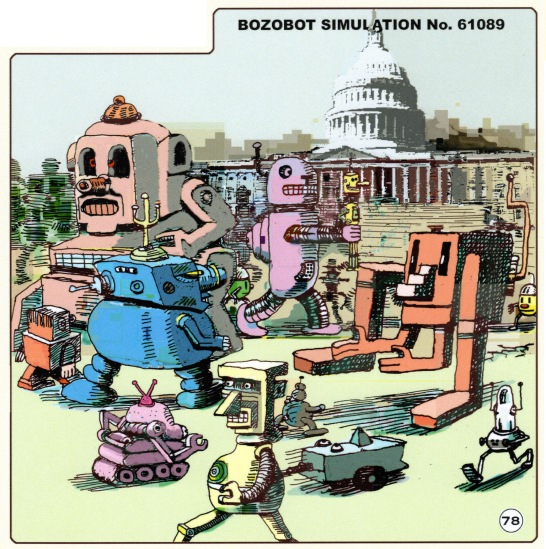 Bozobots in Congress