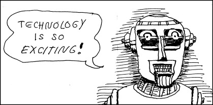 Technology Excitement