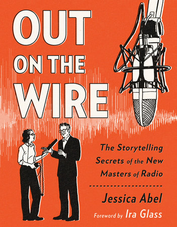 Out on the Wire front cover